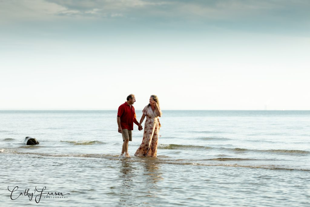Anniversary on the Beach